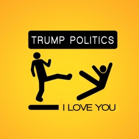 Trump politics, report by SeanSuile